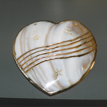 Heart buckle - Costume Jewelry