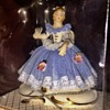 Mini Dresden figurine