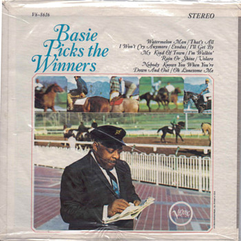 """Count Basie 7"""" Jukebox record - Records"""