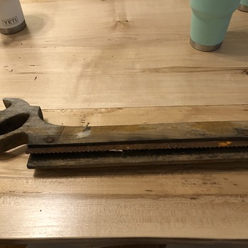 Vintage hand saw - Tools and Hardware