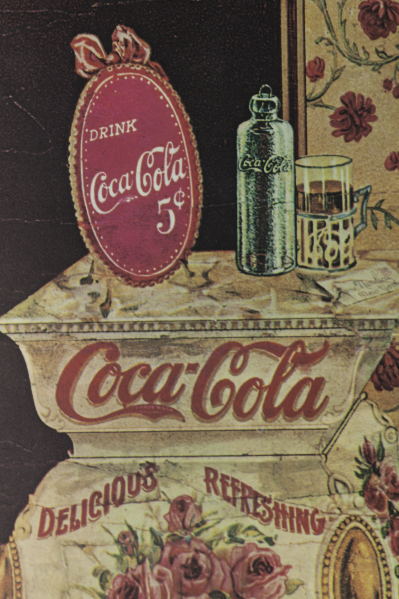 1903 Coca Cola Advertising Poster? | Collectors Weekly