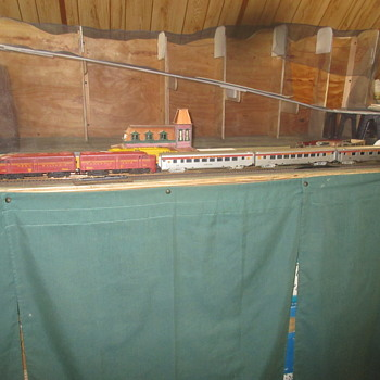 "HObbyline train set #431 ""The Silver Meteor"". - Model Trains"