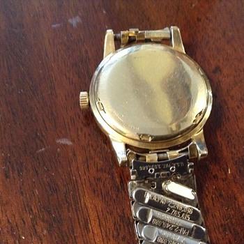 Watch repair pile