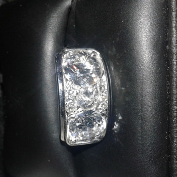 European Cut Diamond Ring. - Fine Jewelry