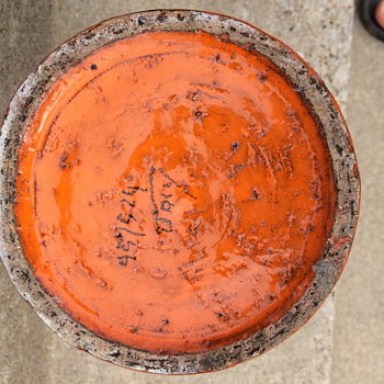 Mystery Mid-Century Vase? - Pottery