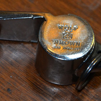 THE ACME THUNDERER - Very loud whistle - Toys