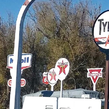 Tydol Porcelain Sign - Petroliana