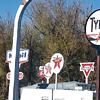 Tydol Porcelain Sign