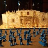 IMEX Alamo Playset 1/72 Scale 1997 Part One