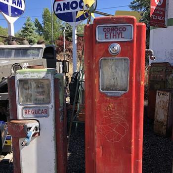 Wayne 70 Gas Pump - Petroliana