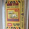 Lone Star dog food sign