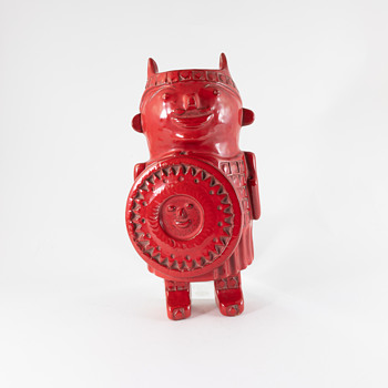 Ceramic Warrior - Figurines