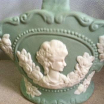 Unknown Basket - Pottery