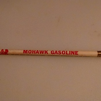 Mohawk Gasoline 1959 San Francisco Giants Game Schedule Pencil - Value, Info?