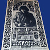 GRATEFUL DEAD Original Fillmore Auditorium Poster from October 1966