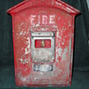 "Gamewell""s Fire alarm box"