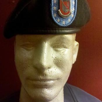 14th U.S. Army Combat Engineers beret 2003-2004