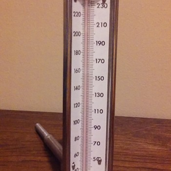 PALMER industrial thermometer - Tools and Hardware