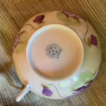 Nippon Tea Cups?  - Asian