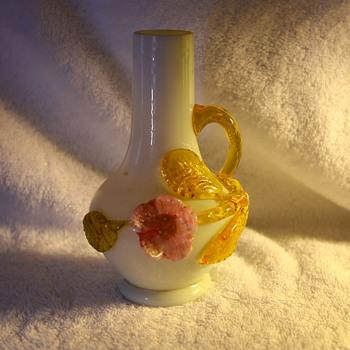 WELZ.., BOHEMAIN HARRACH ? - Art Glass
