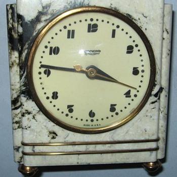 "Hammond Model 302 ""Modern Firefly"" Alarm Clock"