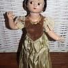 My 1937 Knickerbocker Snow White Composition Doll