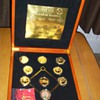 BOSRON REDSOXS COIN SET
