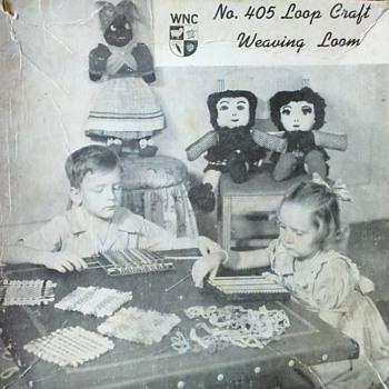 Original #405 Loop Craft Weaving Loom - Sewing