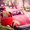 Mom and dads first car