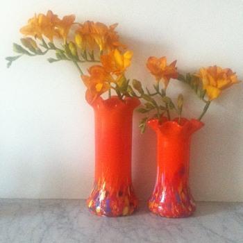 Belated valentine #2 - Art Glass