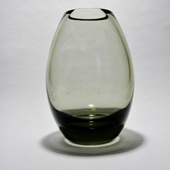PER LUTKEN * HELLAS  HOLMEGAARD * DENMARK  - Art Glass