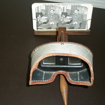 1904 Stereoscope - Photographs