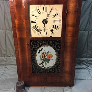 Daniel Pratt Jr. Ogee Wall Clock - Clocks