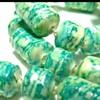 Alexander Parks Parkastien Plastic 1st plastic ever made Flapper Girl Necklace