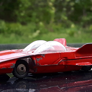 Hubley Real Toys Firebird III - Model Cars