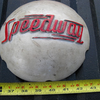 Old Speedway cover - Petroliana