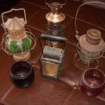 Lanterns - Lamps