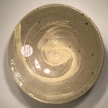 Shoji Hamada's Plate - Asian