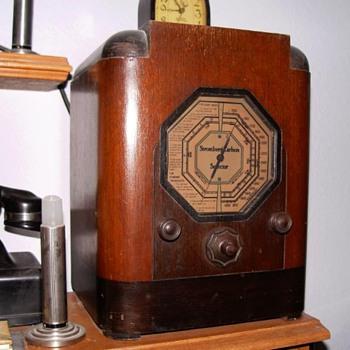 Stromberg Carlson Model 69 Shortwave Converter Radio