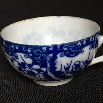 Antique tea set - China and Dinnerware