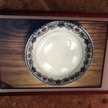 Limoges China made for macys.