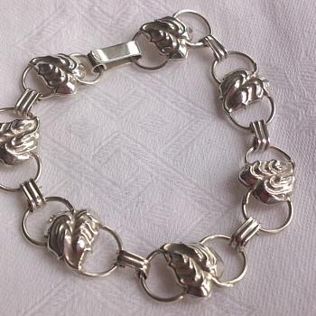 Silverbracelet 1959 - Fine Jewelry