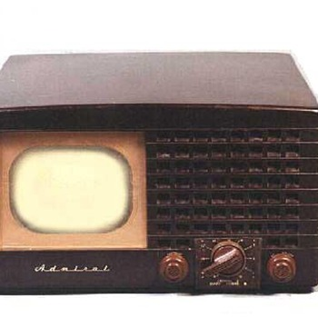 """From a Admiral 7"""" TV to Sharp's 80"""" Flat screen TV - Electronics"""