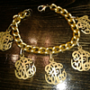 Made in italy charm bracelet