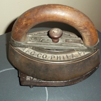 Sad iron from late 1800's - Kitchen