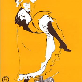 Nouveau Salon des Cent by Shigeo Fukuda - Posters and Prints