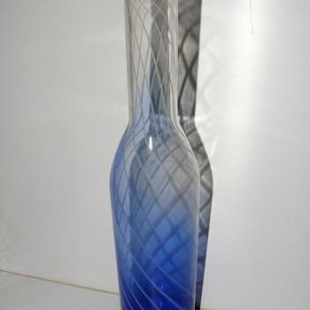 filigrana vase - Art Glass