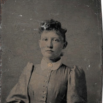 Old Tintype  - Photographs