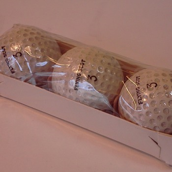 """Tommy Armour """"Flying Scot"""" Signature Golf Balls"""