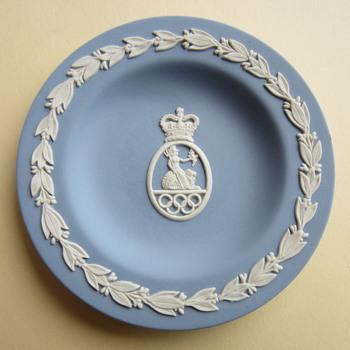 Wedgwood Jasper 11.2 cm 'Olympic' Tray - China and Dinnerware